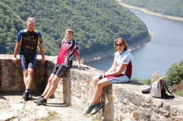 natuur camping Frankrijk vlakbij de Gorges de la Dordogne