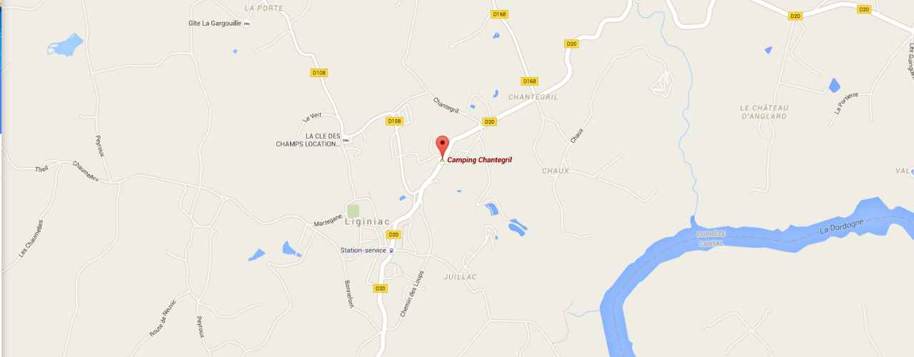 GPS Frankrijk, vele tracks bij camping chantegril te downloaden