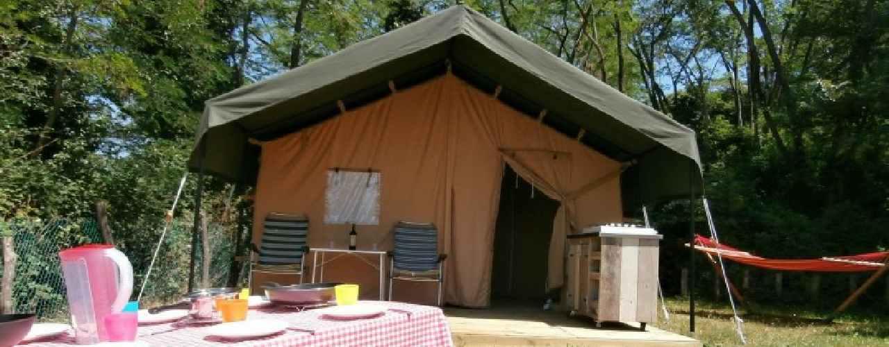 Greencamp bij Camping Chantegril