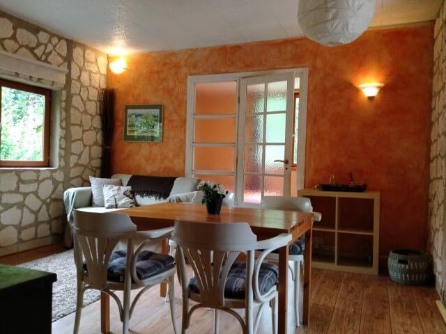 Ruime bungalow op onze camping in Frankrijk voor 5 personen